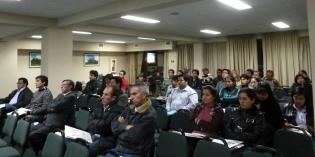 Difusión de la Maestría Virtual con Mención en Desarrollo Económico Local en Junín y Cajamarca