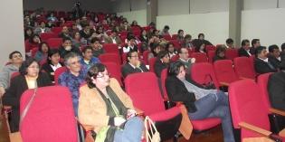 """Conferencia """"El enfoque del Desarrollo Económico Territorial en las Políticas Públicas y los Sistemas Productivos Locales"""" MGS PUCP"""