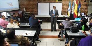 Concluye curso de funcionarios públicos en Guatemala