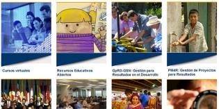 Conoce la programación de cursos del INDES para 2014