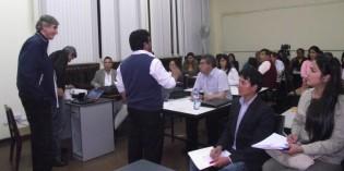 Presentación en Diplomado UNI- ConectaDEL