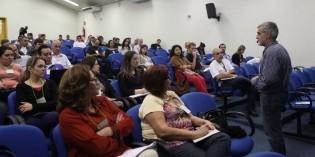 Coordinador Regional en el curso de formadores de Brasil