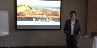Actores regionales del ámbito de la innovación dictaron charla en Diplomado ITA