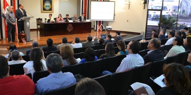 Apoyo al programa de desarrollo territorial de Costa Rica