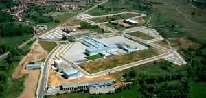 Panorámica del Parque Tecnológico de León (España)