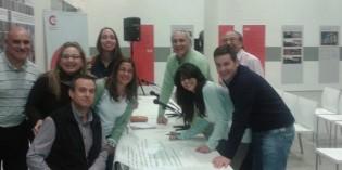 Actividades de formación y vinculación en Uruguay