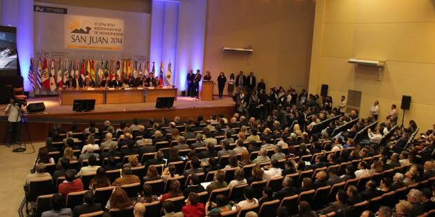 ConectaDEL Argentina en el XI Congreso Iberoamericano de Municipalistas