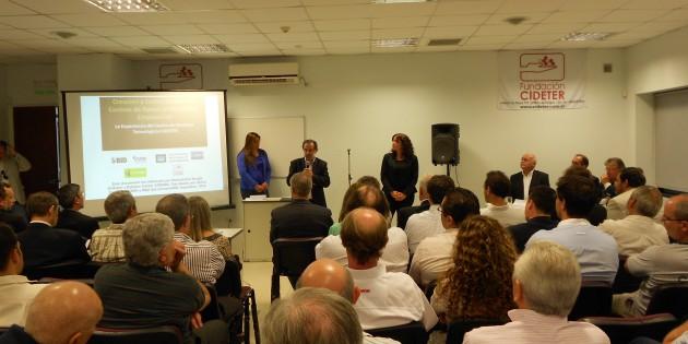 ConectaDEL presentó una publicación sobre Centros de Apoyo al Desarrollo Empresarial