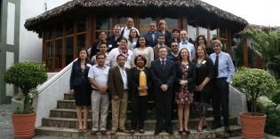 Concluye exitosamente Curso Internacional Estrategias para la promoción del Desarrollo Económico Local