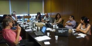 Reunión de equipo ConectaDEL Argentina