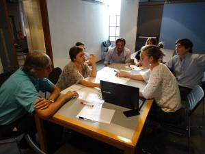 Uruguay curso OPP tjos grupos