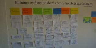 Taller para la recuperación de resultados y aprendizajes de proyectos