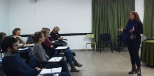 ConectaDEL en la Maestría en Desarrollo Territorial UTN-Rafaela