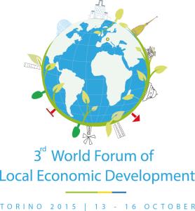 Logotipo del 3er. Foro Mundial de Desarrollo Económico Local