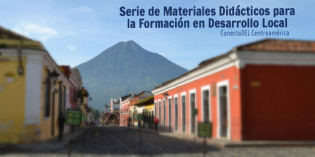 """Publican """"Serie de Materiales Didácticos para la Formación en Desarrollo Local"""