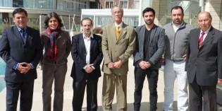 Experto del FOMIN BID en desarrollo territorial, visitó Antofagasta