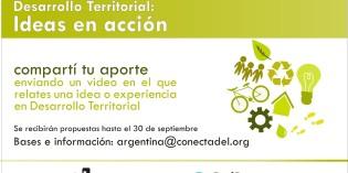 Desarrollo Territoral: Ideas en Acción