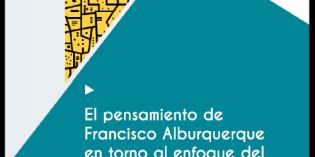 Diálogo con Francisco Alburquerque.