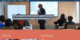 IPP promueve la formación capital humano avanzado para la Región de Antofagasta