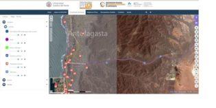 Sistema de Información Territorial para la Región de Antofagasta