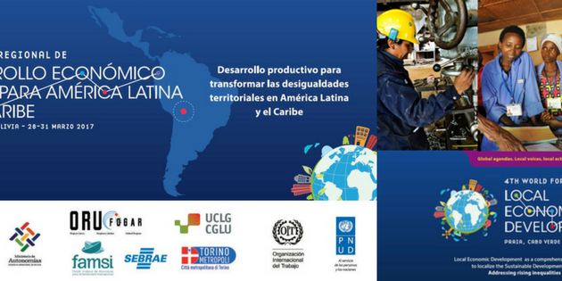Rumbo al 4to Foro Mundial de Desarrollo Local
