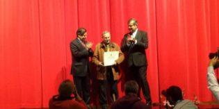 Entregan medalla Abate Molina al economista Sergio Boisier