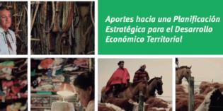 """""""Aportes hacia una Planificación Estratégica para el Desarrollo Económico Territorial""""-Uruguay"""