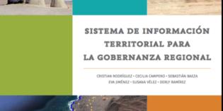 Publican libro sobre Sistema de Información Territorial para la Gobernanza Regional