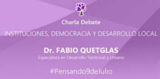 """""""Pensando 9 de Julio"""" Centro de Estudios de Políticas Municipales (CEPM)"""