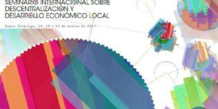 Seminario Internacional sobre Descentralización y Desarrollo Económico Local en República Dominicana