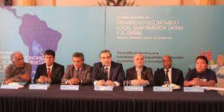 Finaliza el 2do Foro Regional de Desarrollo Económico Local para América Latina y el Caribe