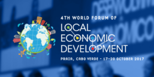 IV Foro Mundial de Desarrollo Económico Local en Cabo Verde. (Video)