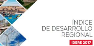 2do Índice de Desarrollo Regional. (IDERE 2017).