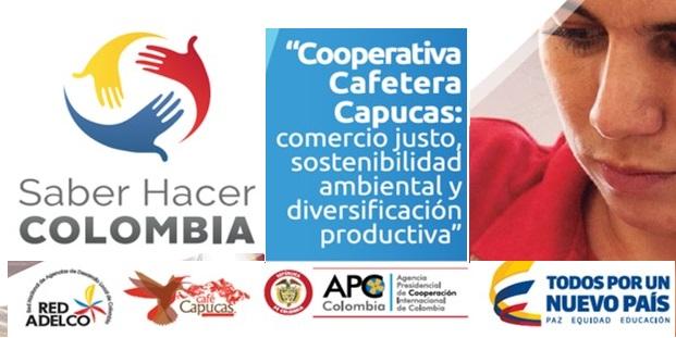 Saber Hacer. Cooperativa Capucas, Honduras. APC Red ADELCO.