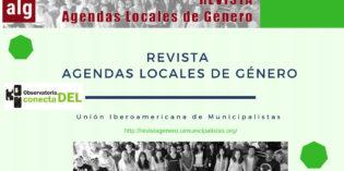 "Revista ""Agendas Locales de Género"". (Unión Iberoamericana de Municipalistas)"