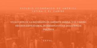 Estudio Económico de América Latina y el Caribe. CEPAL