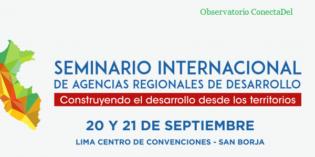 Seminario Internacional. Agencias Regionales.