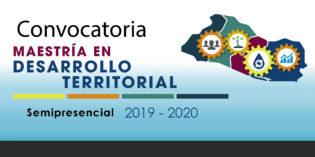 Convocatoria Maestría en Desarrollo Territorial