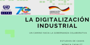 La digitalización industrial. CEPAL
