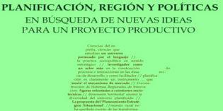 Planificación, Región y Política.