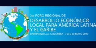 Foro Regional de Desarrollo Económico Local