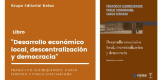 """Desarrollo económico local, descentralización y democracia"""