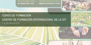Curso de Formación: Cadenas Cortas de Suministro para el desarrollo rural.