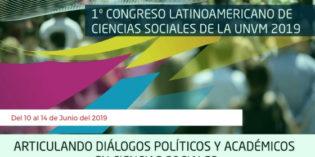 Congreso Latinoamericano de la Universidad Nacional de Villa María.