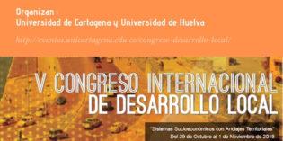 Congreso de Desarrollo Local en Colombia