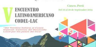 Encuentro Latinoamericano en Cusco
