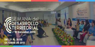Semana del Desarrollo Territorial