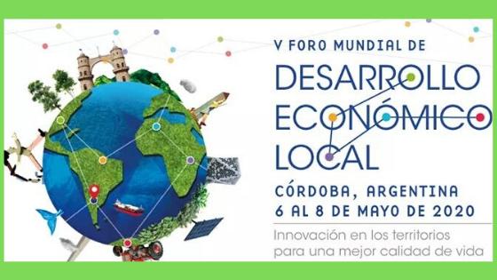 V FORO MUNDIAL DE DESARROLLO ECONÓMICO LOCAL 2020