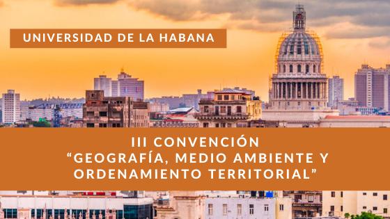 Convocatoria a la III Convención de la Universidad de la Habana