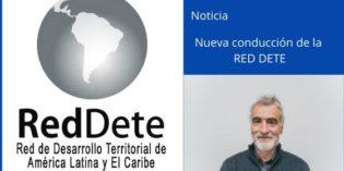 Asamblea y elección de nueva conducción en la RED DETE